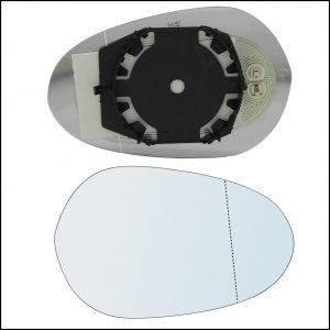 Piastra Specchio Termico Asferico Lato Dx-Passeggero Per Lancia Ypsilon I (843) solo dal 2003-2007