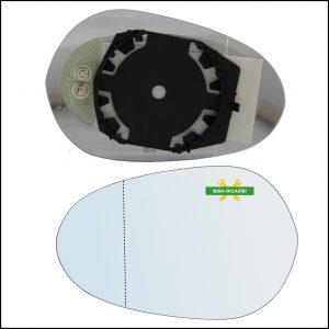 Piastra Specchio Termico Asferico Lato Sx-Guidatore Per Lancia Ypsilon I (843) solo dal 2003-2007